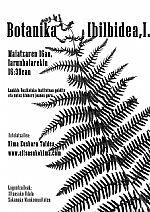 Ibilbide botanikoak. Kartela